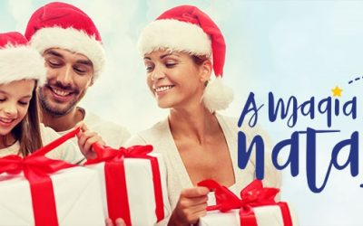 """A Magia do Natal"" chega ao Shopping The Mall Villa Bella"