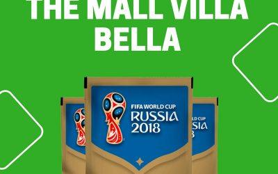 A Copa já começou no The Mall!