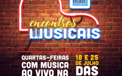 Encontro Musical no The Mall!!