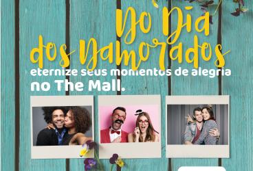 O amor está no ar no The Mall