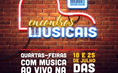 Encontro Musical no The Mall!!
