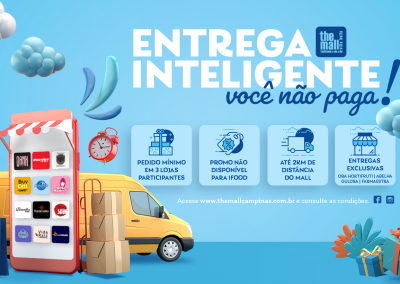 ENTREGA INTELIGENTE THE MALL